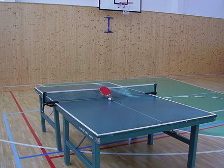 tennis de table - wikiwand