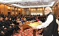 PM Narendra Modi addressing IAS Probationers.jpg