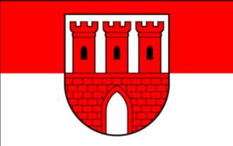 Gmina Gąsawa - Image: POL gmina Gąsawa flag
