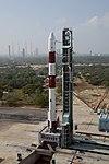 PSLV-C44 at First Launch Pad SDSC SHAR Sriharikota 07.jpg