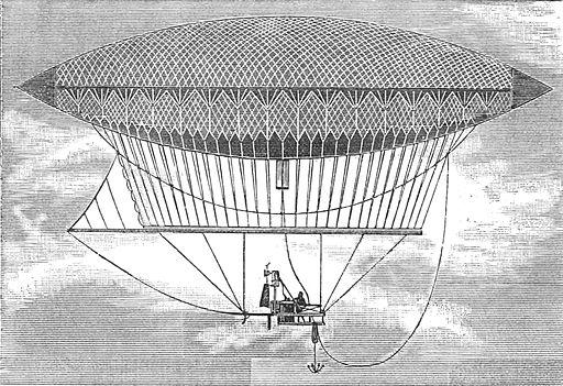 PSM V27 D316 Giffard aerial steamer