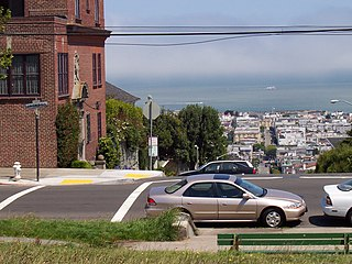 Pacific Heights, San Francisco Neighborhood in San Francisco, California, United States