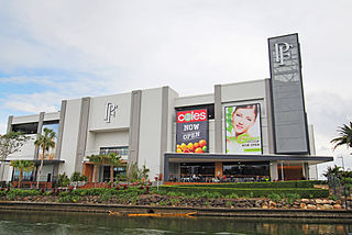 Pacific Fair Shopping Centre Shopping mall in Queensland, Australia
