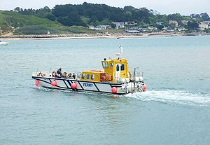 Padstow - Padstow-Rock ferry
