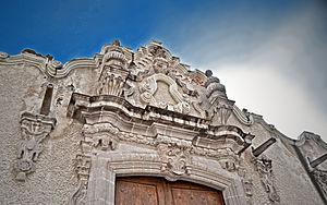 Apaseo el Grande - Palacio de Herrera