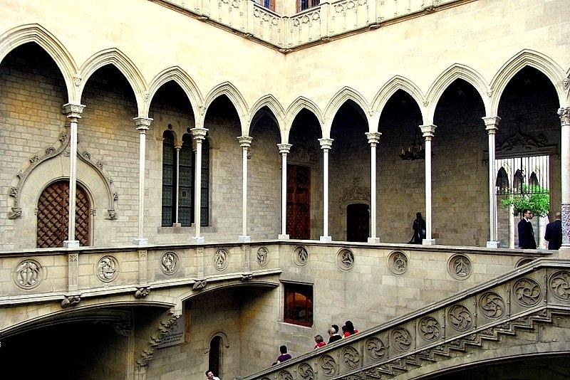 Palau de la Generalitat (Barcelona) - 13