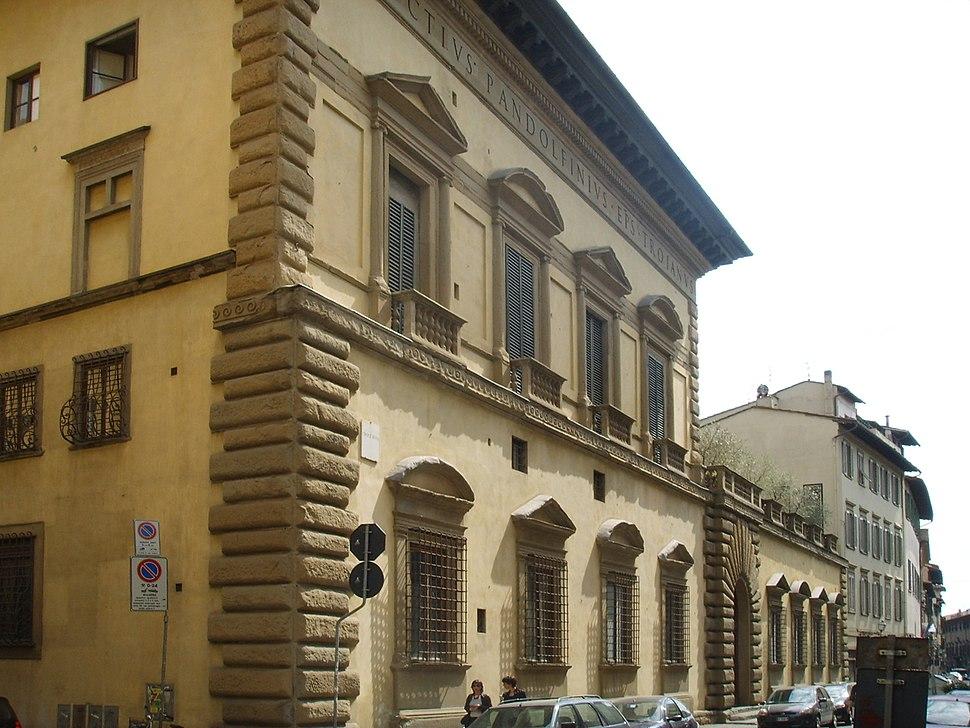 Palazzo Pandolfini, view 02 crop