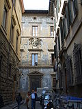 Palacio ramírez de Montalvo, Florencia (1968)