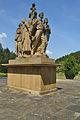 Památník obětem druhé světové války, Javoříčko, Luká, okres Olomouc (08).jpg