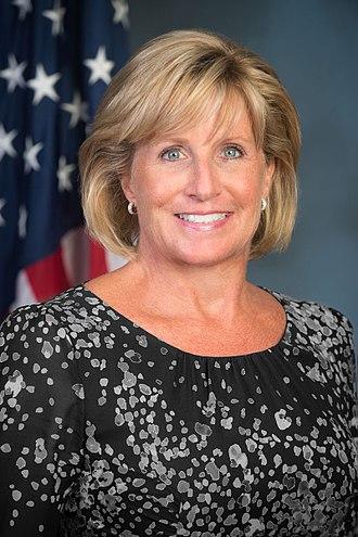 United States Deputy Secretary of Housing and Urban Development - Image: Pam Patenaude official photo