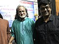 Pandit Vishwa Mohan Bhatt with Indrajit Das 05.jpg