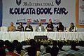 Panel Discussion - Rabindra Sangeet - 38th International Kolkata Book Fair - Milan Mela Complex - Kolkata 2014-02-04 8468.JPG