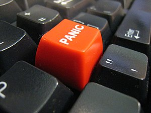 300px Panic button Dont Panic, Fellow Community Manager!