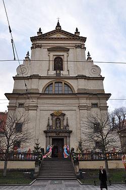 Церковь д марии победоносной