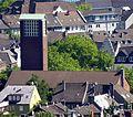 Panoramablick vom Gasometer Oberhausen auf die Griechisch-Orthodoxe Kirche in OB-Osterfeld - panoramio.jpg