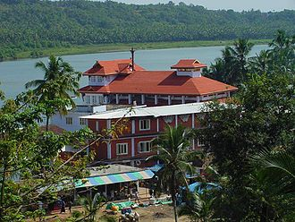 Muthappan Temple - A view of the Muthappan temple