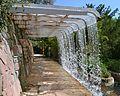 Parc de Benicalap, cascada artificial.JPG