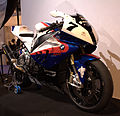 Paris - Salon de la photo 2010 -BMW S 1000 RR FSBK - 2010 - 01.jpg