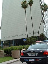 History of the Los Angeles Police Department - Wikipedia