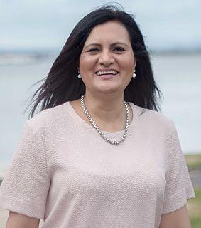 Parmjeet Parmar New Zealand politician