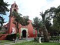 Parroquia de Santo Domingo de Guzmán, Ciudad de México 10.JPG