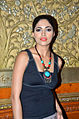 Parvathy Omanakuttan at SNDT Chrysalis 2012 fashion show (1).jpg