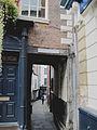 Passage next to 7, The Square, Shrewsbury.JPG