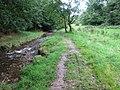 Path near Charlestown - geograph.org.uk - 959248.jpg