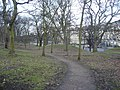 Path through London Road Gardens - geograph.org.uk - 1727076.jpg
