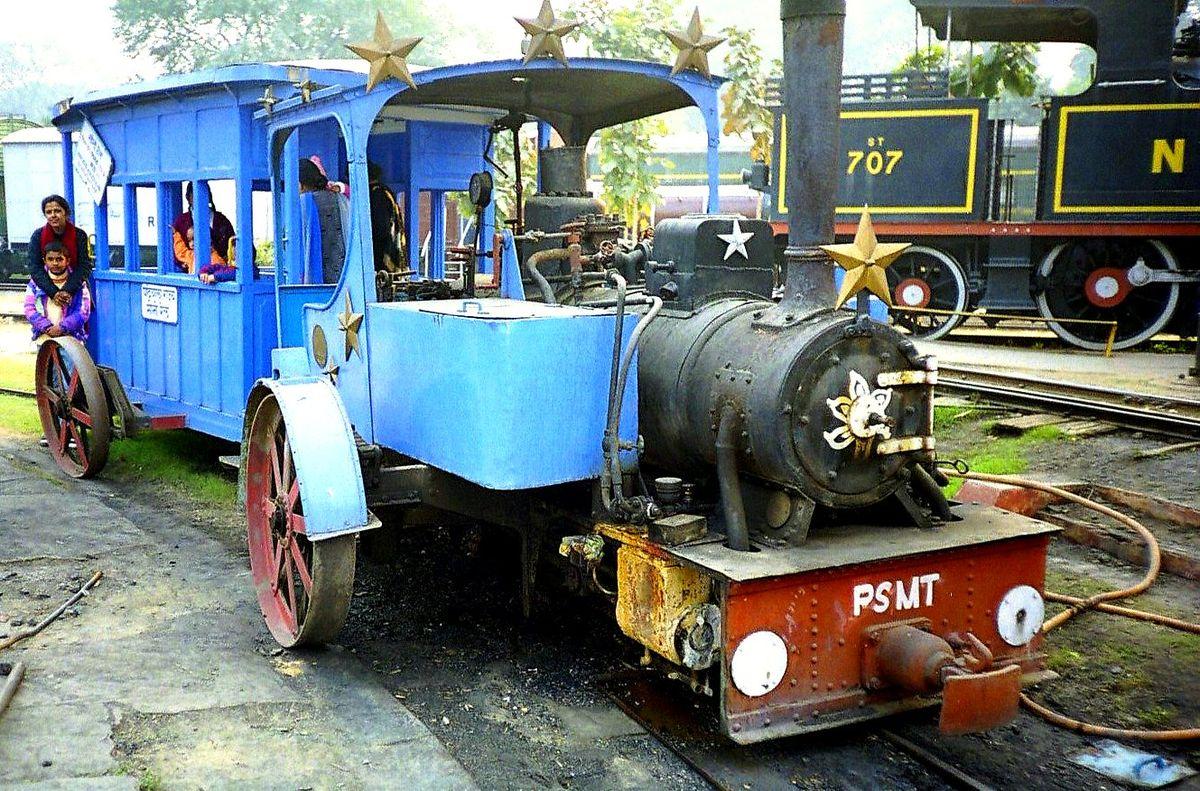 Patiala State Monorail Trainways - Wikipedia