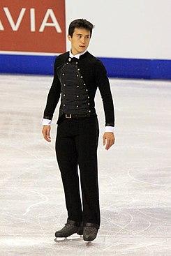 Patrick Chan at 2009 Skate Canada (2).jpg