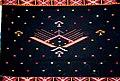 Patterns on a Mibu Galuk, traditional attire of Mishing tribe of Assam.jpg