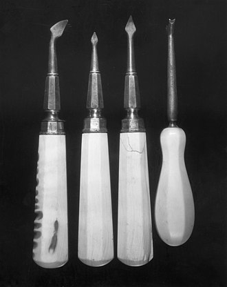 Paul Revere - Revere's dentistry tools