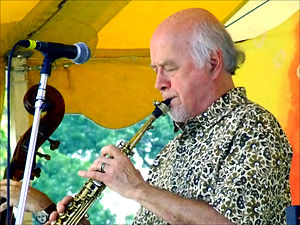 Paul Winter - Clearwater Festival, 2007