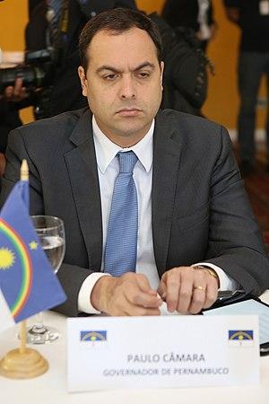 Paulo Câmara - Image: Paulo Câmara Gov PE 2016