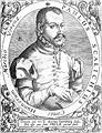 Paulus Scalichius, Comes Hunnorum Marchio Veronae on frontispiece.jpg