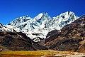 Peaks near Kunjum Pass,Himachal Pradesh.jpg