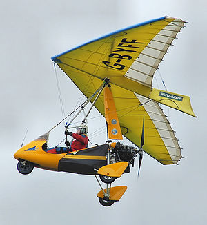 Ultralight aviation - Pegasus Quantum 145-912 ultralight trike
