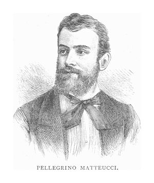 Pellegrino Matteucci - Image: Pellegrino Matteucci
