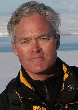 Scott Pelley op Antarctica, 2007