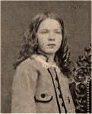 "Robert Barrett Browning - ""Pen"" Browning as a boy"