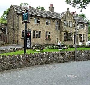 Barley, Lancashire - The Pendle Inn in Barley