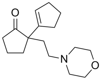 Pentethylcyclanone - Image: Pentethylcyclanone