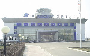 Penza Airport - Image: Penza Aeroport