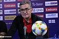 Persepolis FC and Al sadd SC press conference 2019 6.jpg