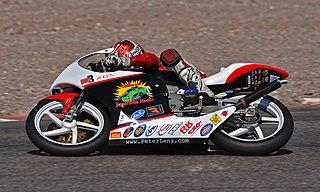 Peter Lenz American motorcycle racer