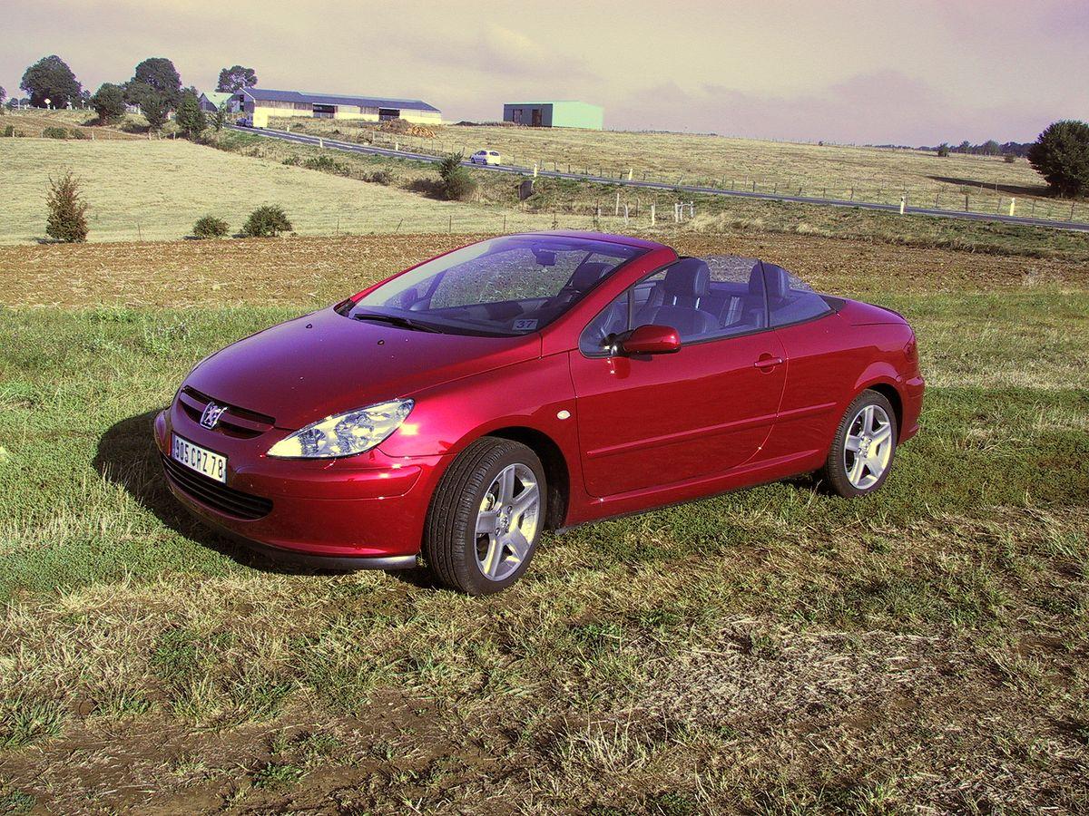 Peugeot 307 Cc Wikipedia