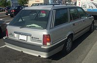 Peugeot 505 Wagon (Rear).JPG
