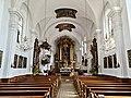Pfarrkirche Pöndorf Innenraum 1.jpg