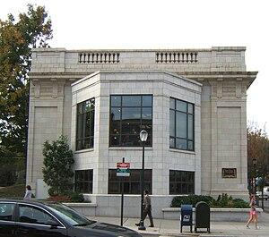 Spruce Hill, Philadelphia - Walnut Street West Branch